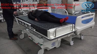 BD26D Patient Transfer Stretcher