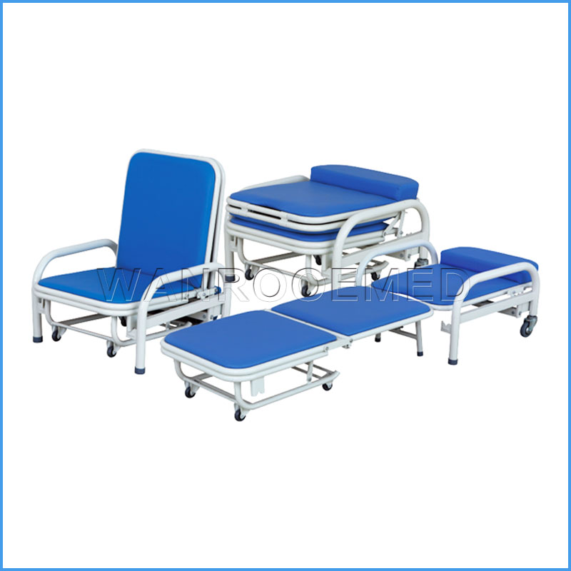 BHC001A Emergency Adjustable Hospital Blood Drawing Donation Chair