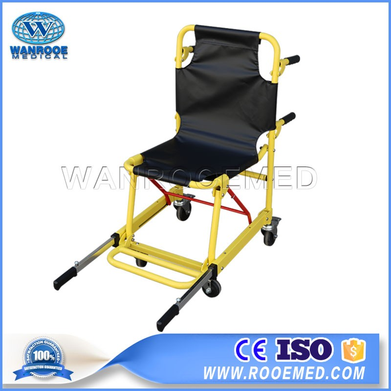 EA-6D/6D1 Manual Emergency Stair Climbing Wheel Chair