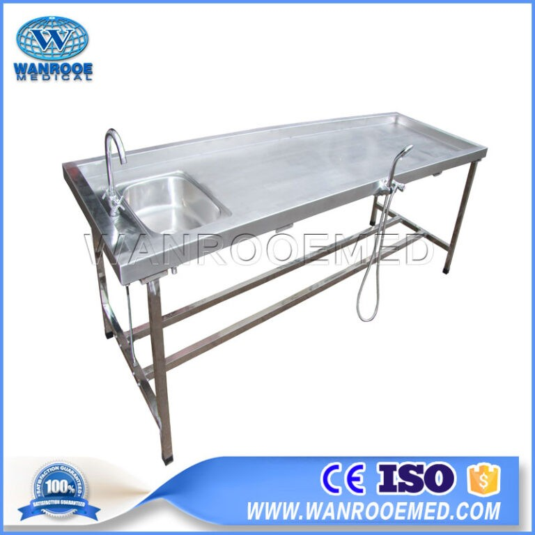 GA203 Hospital Medical Dissecting Examination Table Equipment