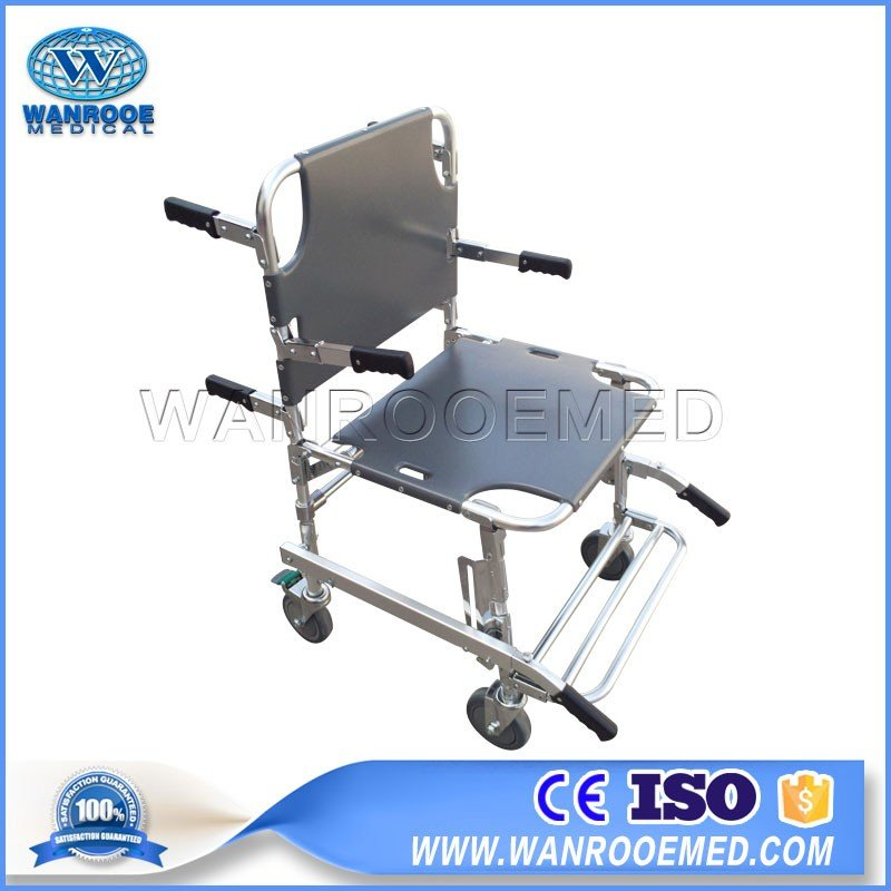 EA-6C Manual Aluminum Alloy Foldable Stair Evacuation Chair