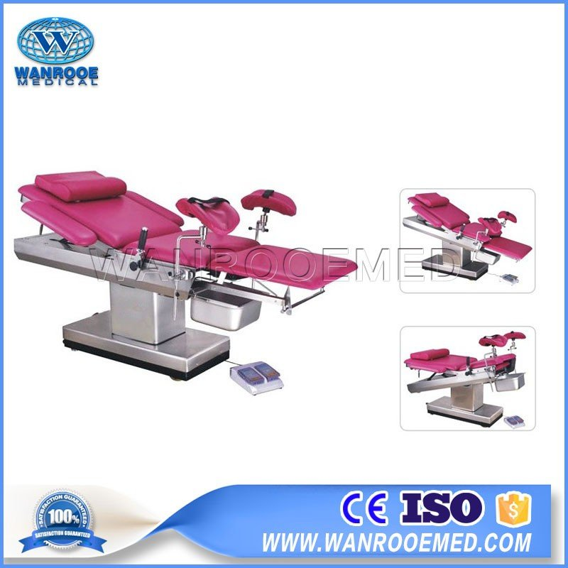 A-C102A Electric Gynecology Examination Couch Obstetric Labour Table