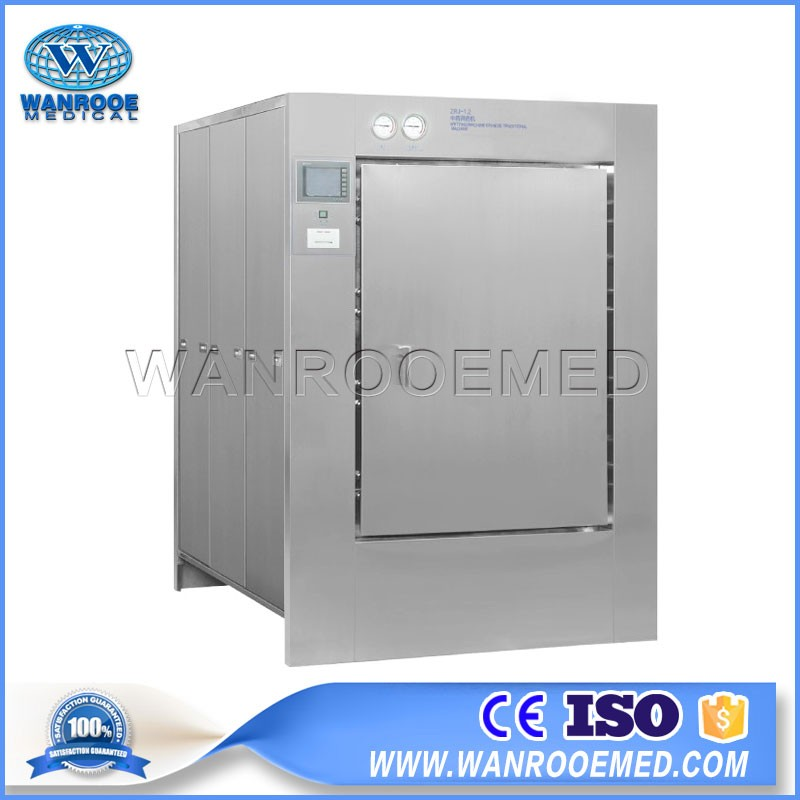 ZRJ Low Temperature Wetting Machine Of Chinese Traditional Medicine Steam Sterilizer