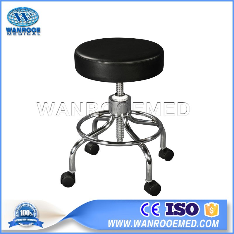 BHC008B Medical Sool Medical Exam Stools With Wheels