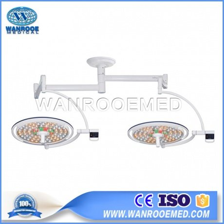 AKL-LED-DTR78 Series Medical LED Surgical Shadowless Operating Room Ceiling Light