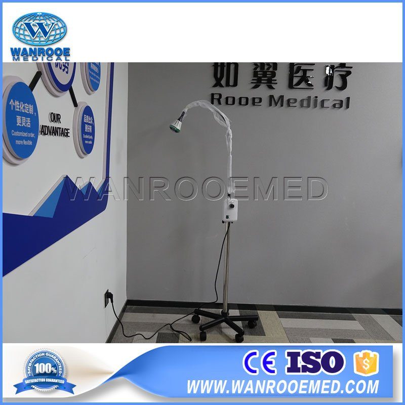 AKL-202B-3 9W Portable Mobile LED Medical Shadowless Examination Light