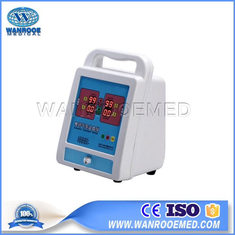ATS-101 Single Channel Medical Portable Electric Automatic Tourniquet Machine