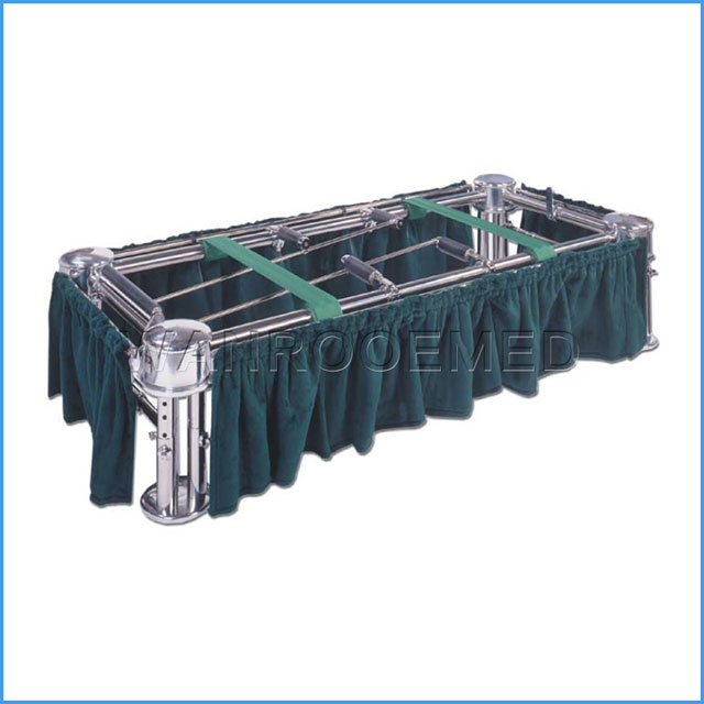 GA003 Funeral Accessories Adjustable Casket Lowering Device