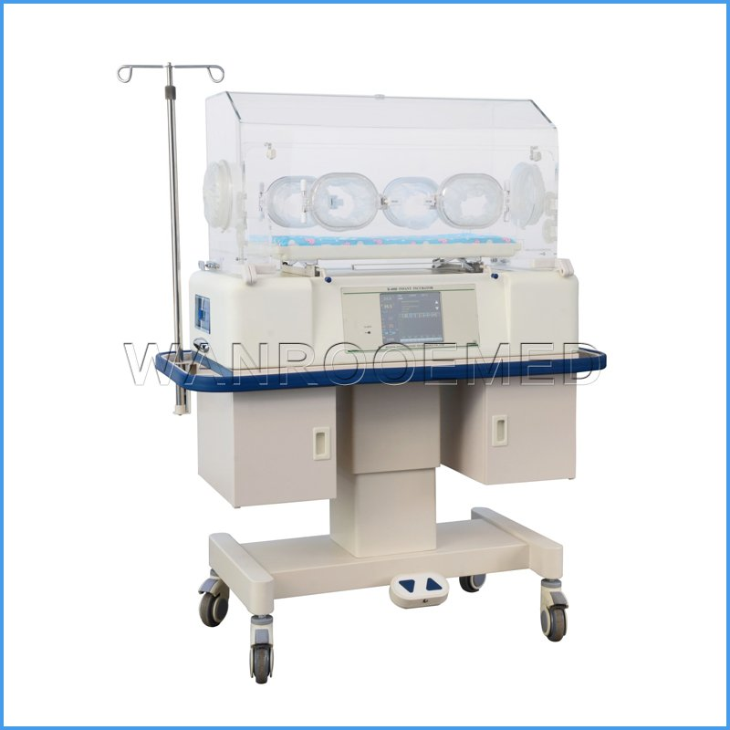 Hb4500 Medical Infant Incubator Infant Care Equipment From China Manufacturer