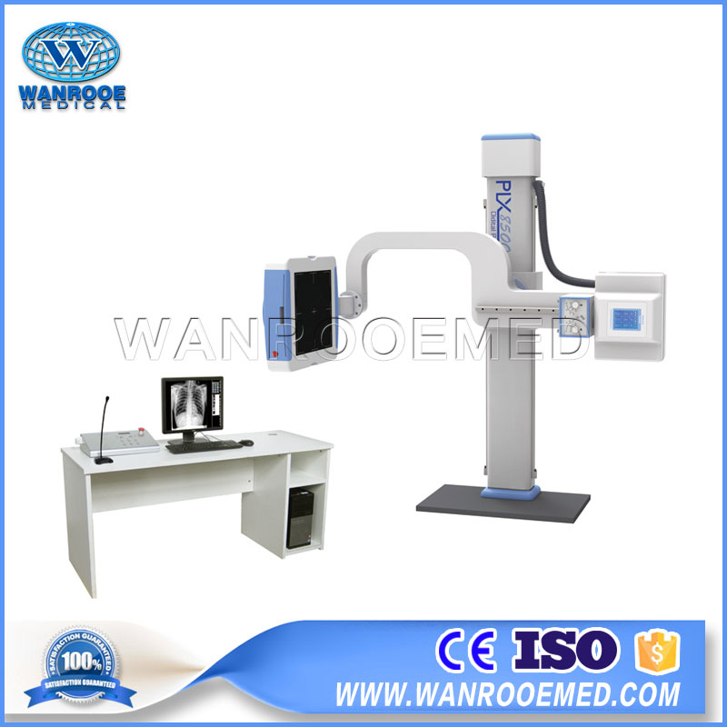 PLX8500C-202 High Frequency Digital Radiography System Hospital DR System